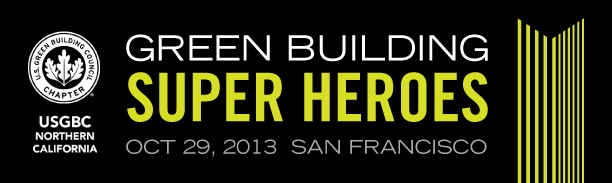 Green Building Super Heroes 2013