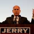 Governor Jerry Brown. Flickr: Steve Rhodes