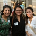 TransForm supporters mingle at our Bring a Friend Mixer in Silicon Valley