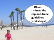 At the beach in August? Still time to weigh in on cap-and-trade guidelines